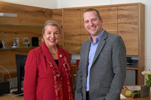 Im Interview mit Frau Bundesministerin Mag.a Beate Hartinger-Klein