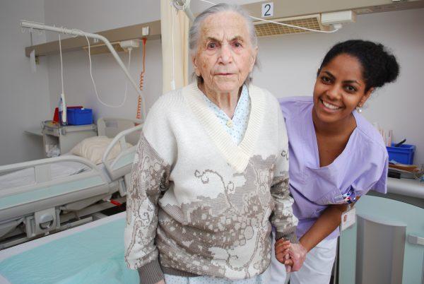 AT: Zukunft der Pflege: Maietta-Hatch Kinaesthetics