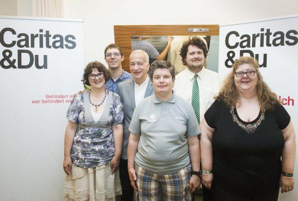 """AT: Caritas fordert Reformen im Behindertenbereich: """"Behindert ist, wer behindert wird"""""""