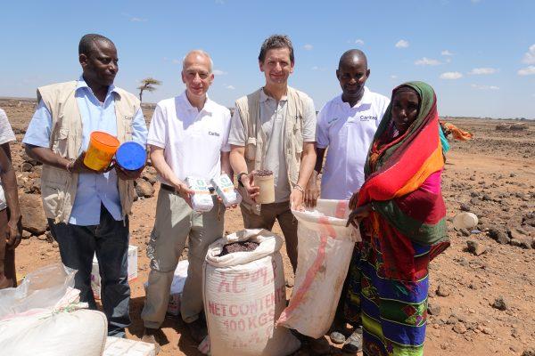 Caritas zum Welttag der Humanitären Hilfe: Millionen Menschen in Ostafrika leiden aktuell an Hunger. Wegsehen ist keine Option!