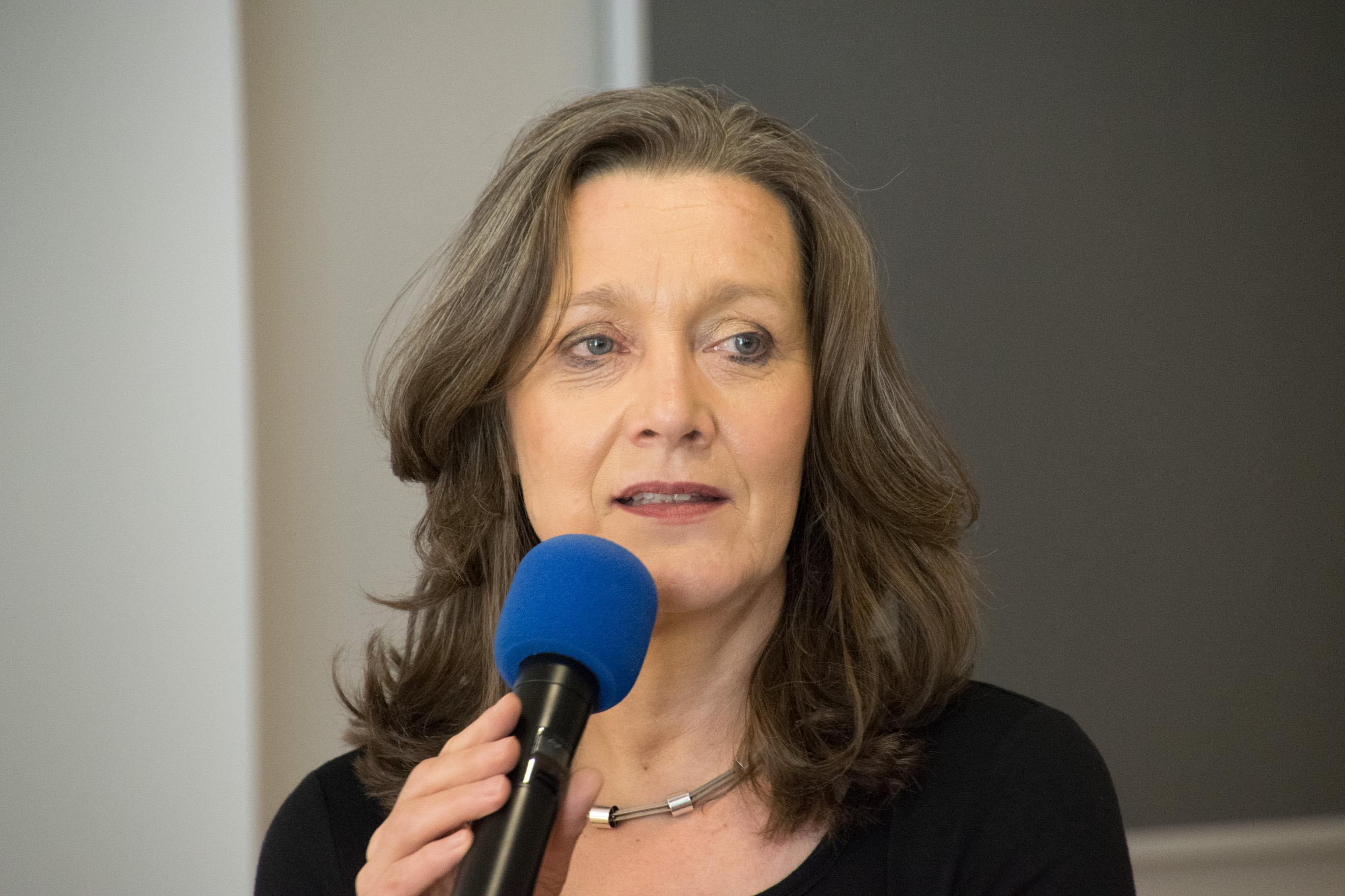 Patientenanwältin Dr. Sigrid Pilz
