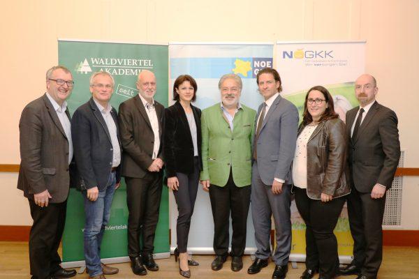 AT: 14 neue Gesundheitszentren bis 2021 in Niederösterreich