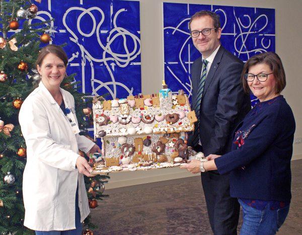 DE: Knusperhaus für Kinderpalliativzentrum Datteln