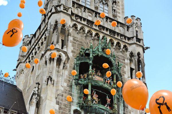 DE: Tag der Organspende am 3. Juni Organspendeausweis: Die Entscheidung zählt