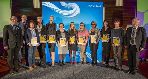 DE: MS-Schwestern des Jahres 2016 ausgezeichnet