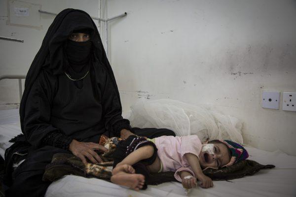 Jemen: Diphterie-Ausbruch mit 318 Verdachtsfällen und 28 Toten