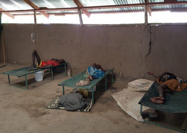 Cholera und Mangelernährung gefährden tausende Vertriebene rund um Pieri