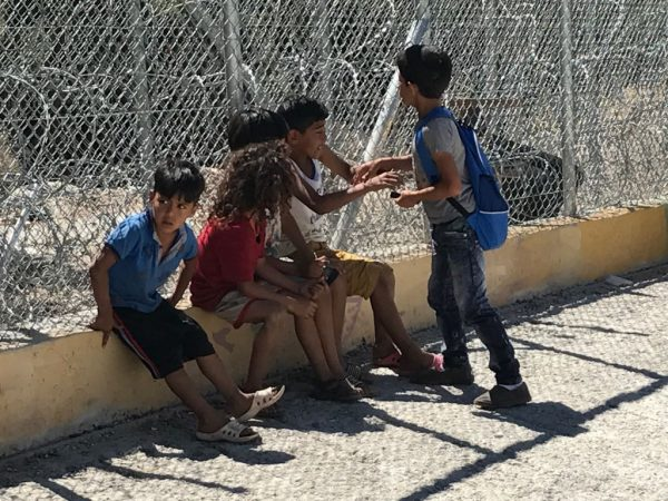 AT: Flüchtlinge in Griechenland: Psychosozialer Notstand auf den griechischen Inseln