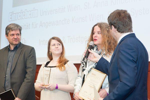 AT: St. Anna Kinderkrebsforschung: eAward-Bundessieger 2017
