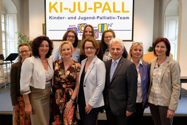 AT: 10 Jahre im Einsatz: Kinder- und Jugend-Palliativ-Teams in NÖ
