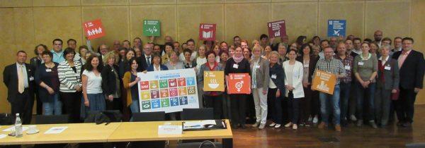 DE: DBfK verabschiedet Resolution zu den UN-Entwicklungszielen