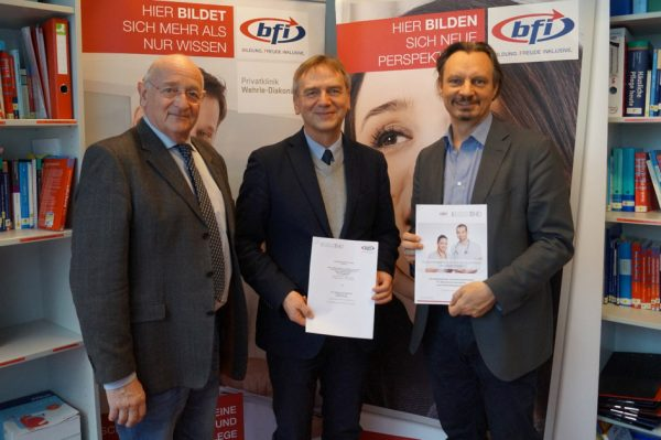 AT: Studiumvorbereitendes Hochschulzertifikat für Pflegepersonen am BFI Salzburg ab Oktober 2018