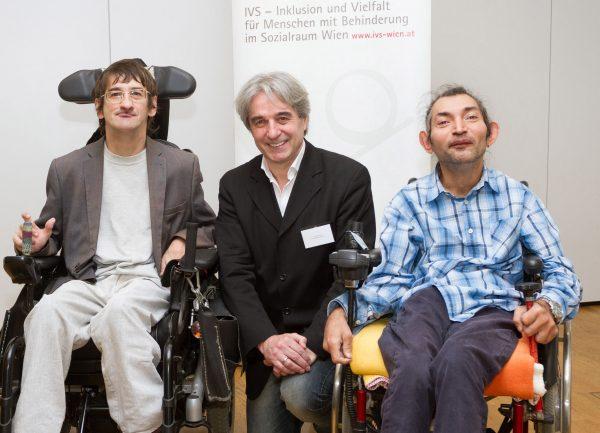AT: Selbstbestimmtes Wohnen für Menschen mit Behinderungen