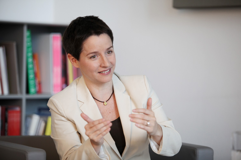 Sonja Wehsely, Wien, 2012, copyright www.peterrigaud.com