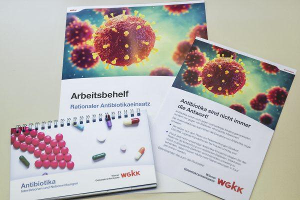 AT: WGKK startet Informationskampagne zum bewussten Einsatz von Antibiotika