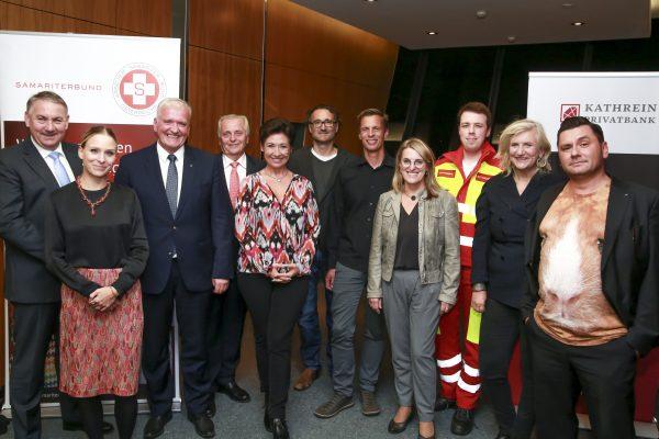 """AT: """"Lachen macht gesund"""" brachte über 15.000 Euro Spenden für kranke Kinder"""