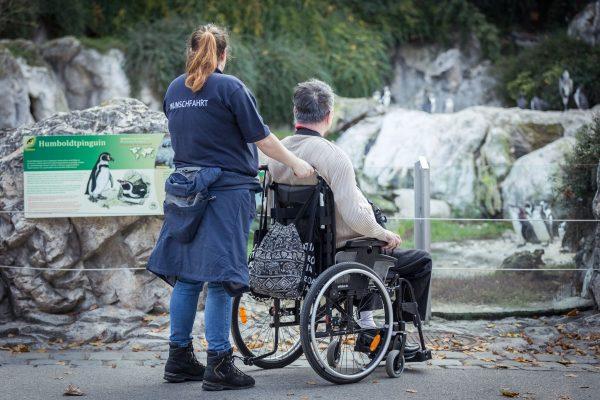 AT: Samariter-Wunschfahrt: Letzte Wünsche werden wahr