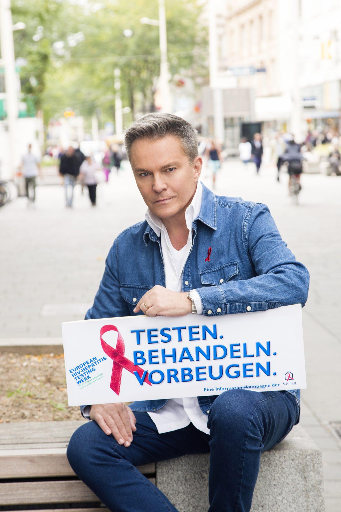 AT: Start der Europäischen HIV- und Hepatitis-Testwoche 2018