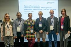 Entwicklung interkultureller Demenz-Betreuung und Unterstützung für Menschen aus ethnischen Minderheiten in Europa