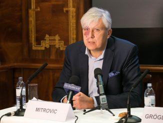 Prim. Priv.-Doz. Dr. Nenad Mitrovic © B&K/APA-Fotoservice/Rastegar