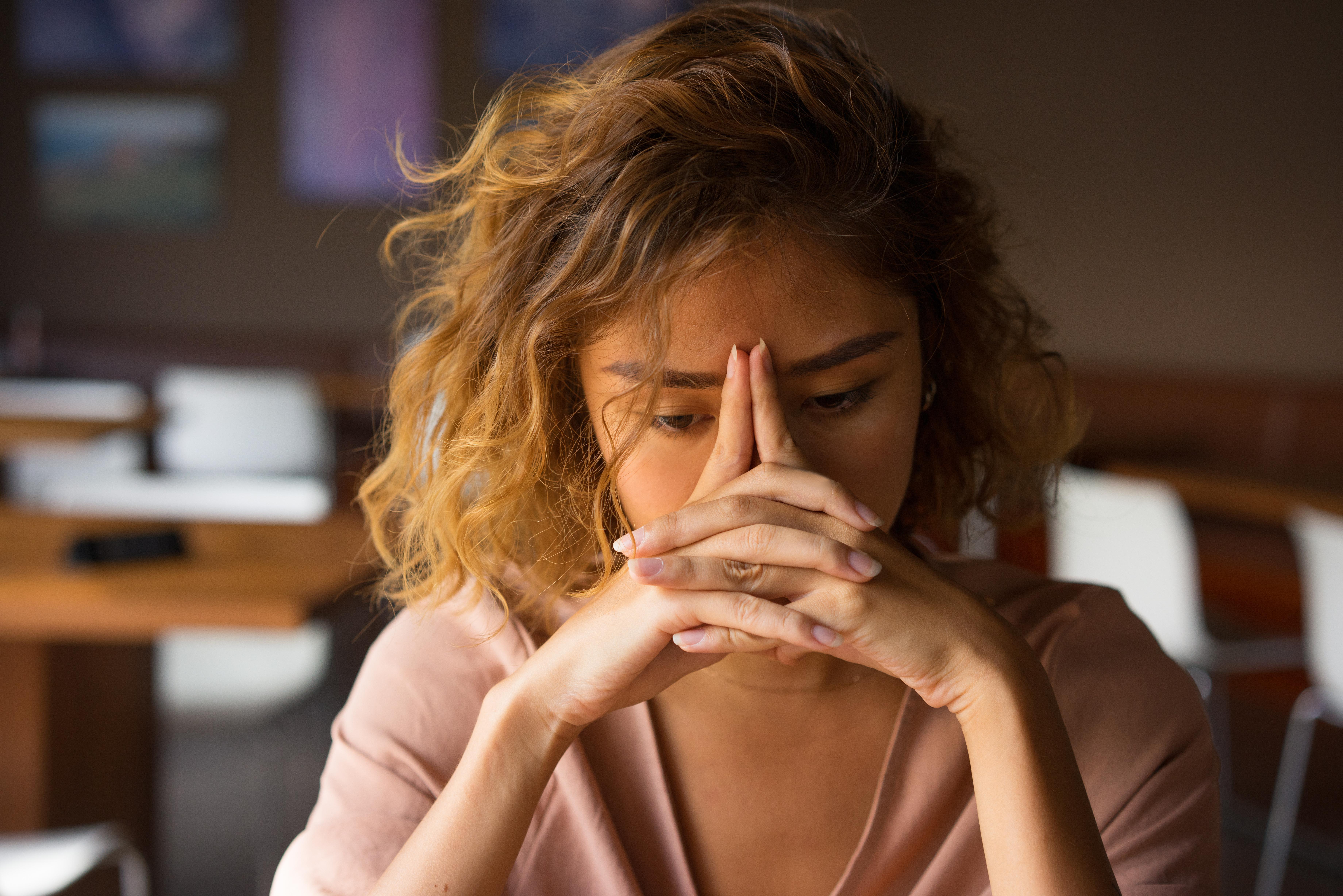 Müde – Depressiv – Nachdenklich