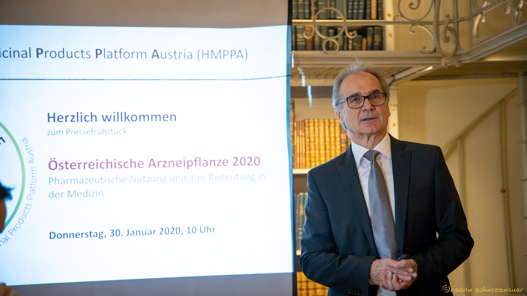 Univ.-Prof. Dr. Hermann Stuppner