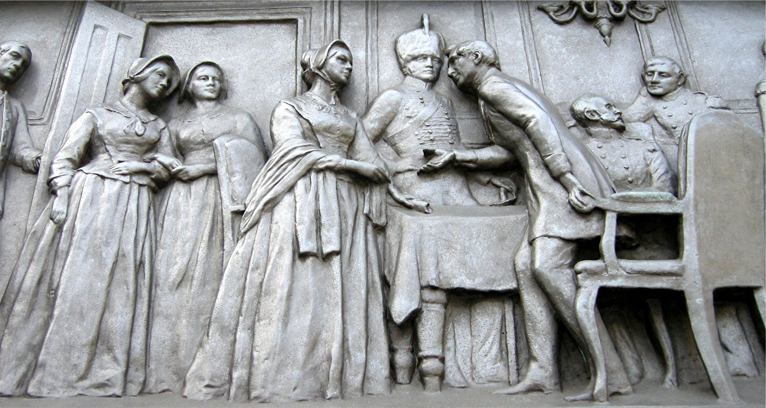 Florence Nightingale Memorial