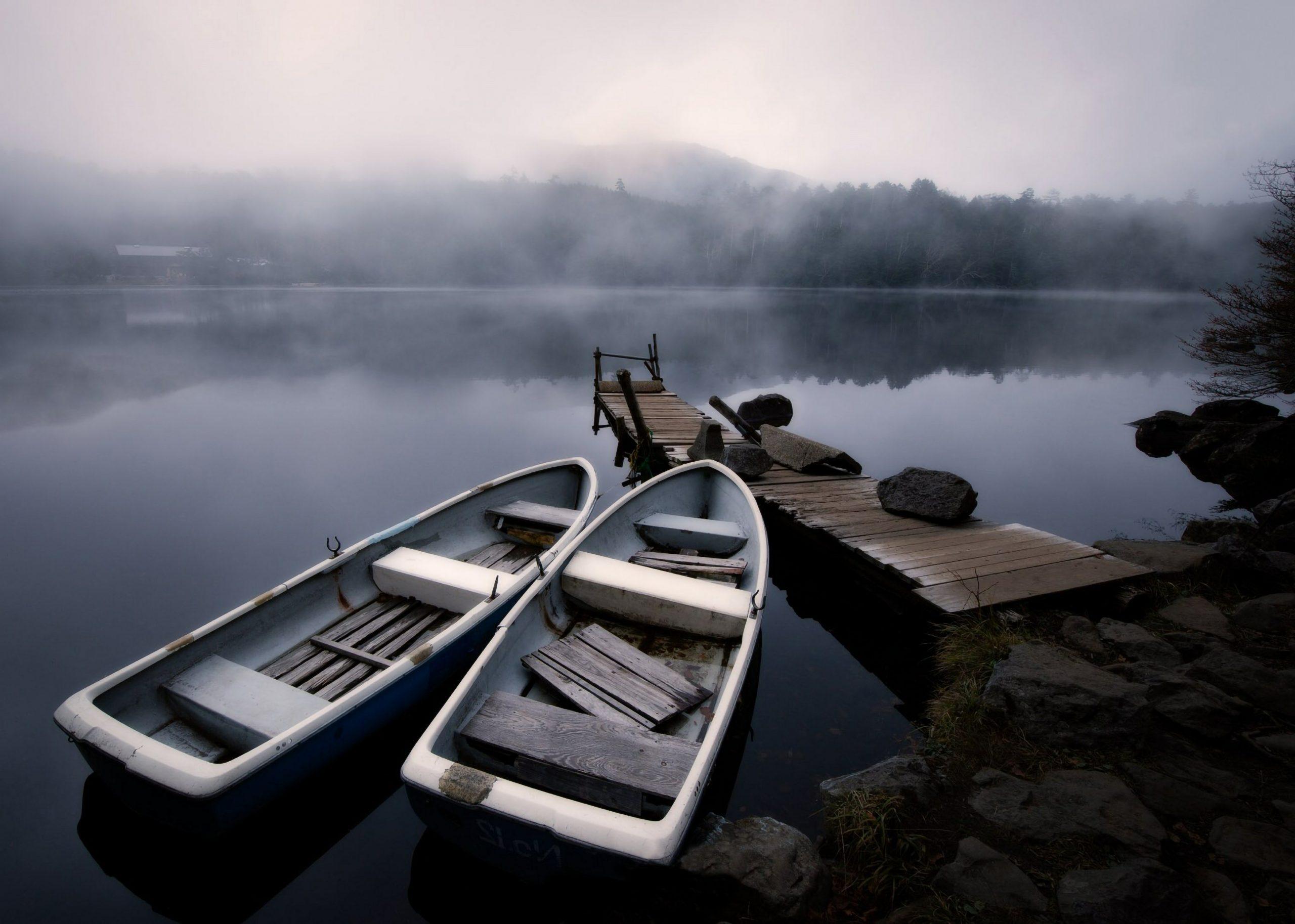 Boote Reise Ruhe Natur