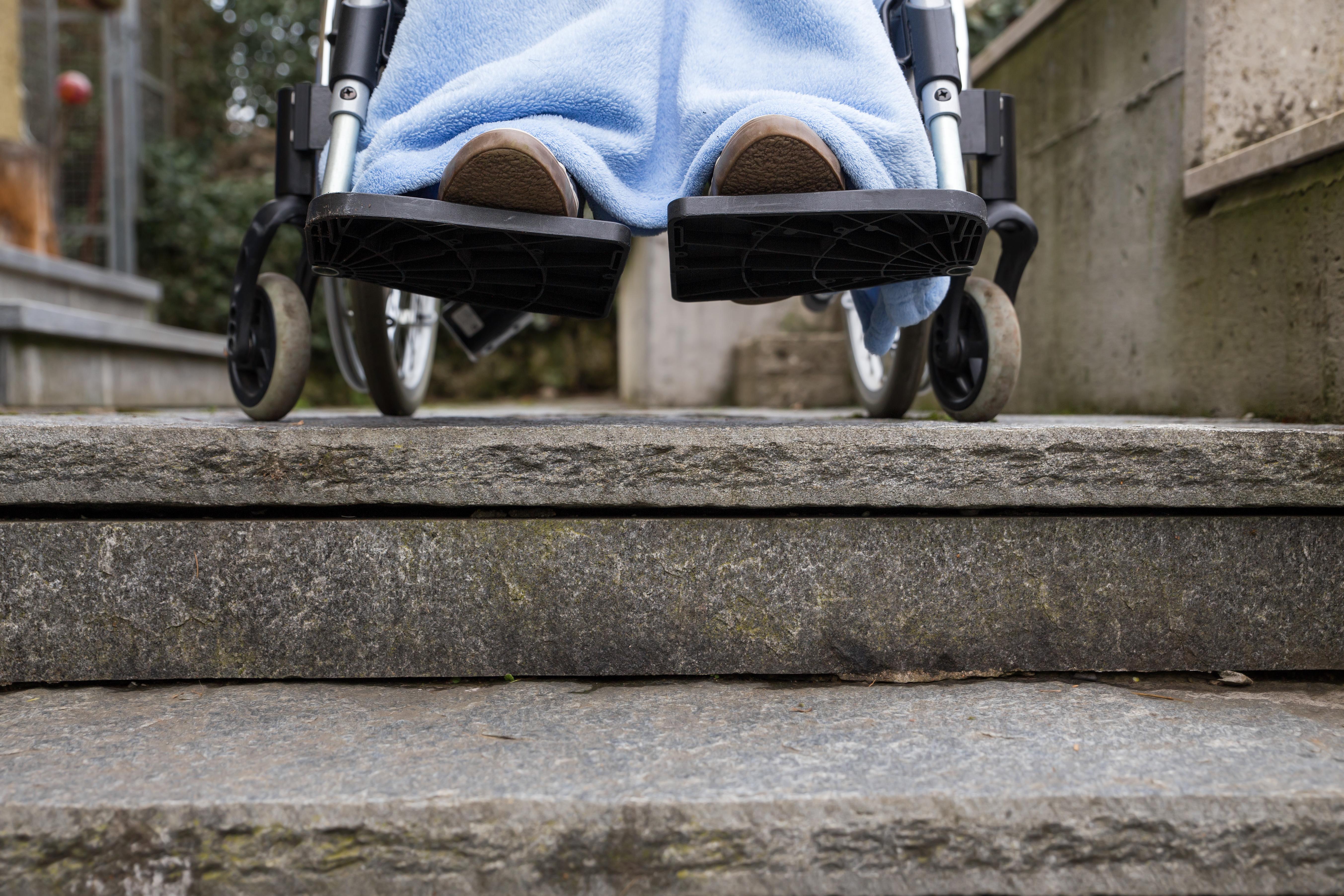 Behinderung, Muskelschwäche, Inklusion