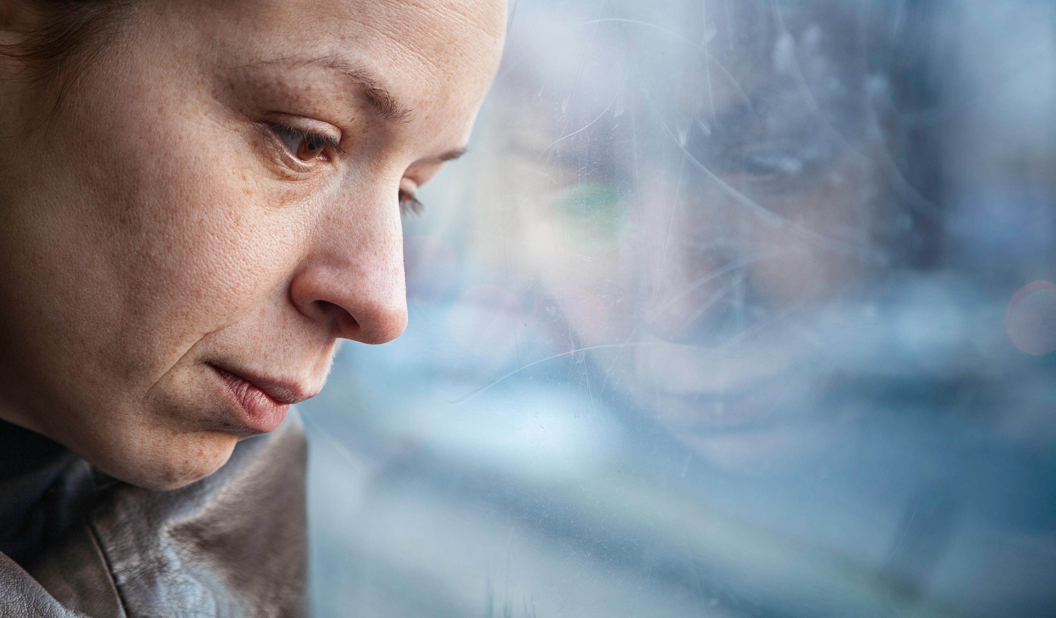 Depression – Psychiatrie – Einsamkeit – Stress