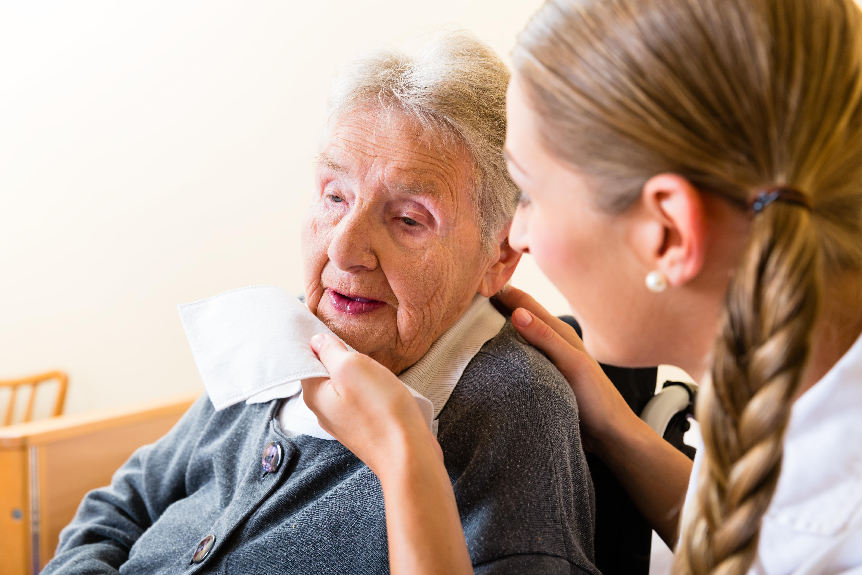 Alte Menschen – Pflege – Betreuung